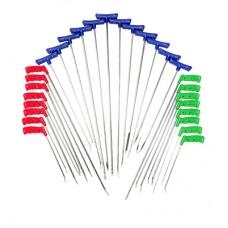 PDR набор из 28 крючков,клюшек для удаления вмятин без покраски и рихтовки авто