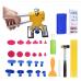 PDR набор для устранения вмятин и рихтовки авто 31 предмет